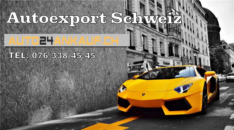 Autoexport Schweiz-Auto24Ankauf